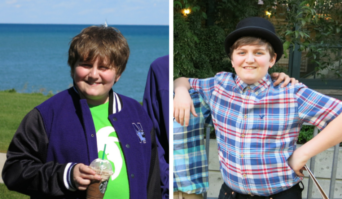 Teen Weight Loss Success Story: Noah Loses 14 lbs and Lowers His BMI by 5%**