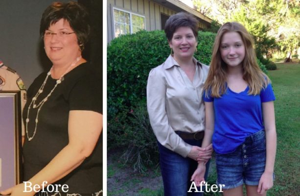 Parent Success Story: Carol loses 25 lbs by doing Kurbo with her daughter!**